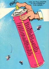 Verso de Baston 5 -1- La ballade des baffes