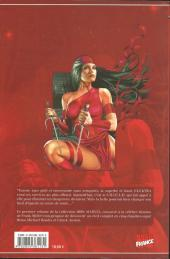 Verso de Elektra (100% Marvel - 2002) -1- La clé du scorpion