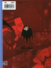 Verso de Billy Bat -5- Volume 5