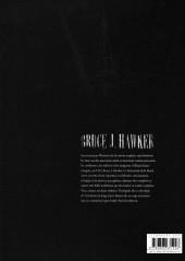 Verso de Bruce J. Hawker -INT2- Intégrale 2