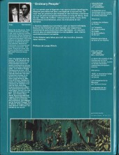 Verso de Histoire sans héros - Tome 1b