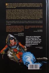 Verso de Fear Agent -INT1- Intégrale Volume Un