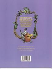 Verso de Toto l'ornithorynque -1b12- Toto l'ornithorynque et l'arbre magique