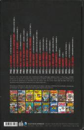 Verso de (AUT) Kirby, Jack - Jack Kirby Anthologie