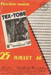 Verso de Tex-Tone -221- Le