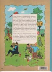 Verso de Tintin - Publicités -8Total- Le Sceptre d'Ottokar