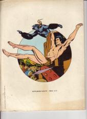 Verso de Tarzan (7e Série - Sagédition) (Appel de la Jungle) -1- Le berceau des dieux