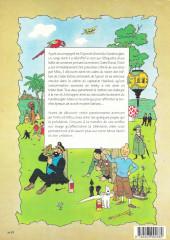 Verso de Tintin - Publicités -9Total- Le Crabe aux pinces d'or