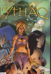 Verso de Les naufragés d'Ythaq (France Loisirs) -4- La marque des Ythes / Le miroir des mensonges
