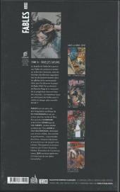 Verso de Fables (Urban Comics) -6- Cruelles saisons