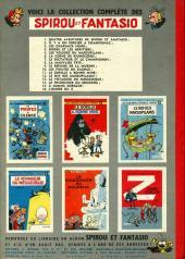 Verso de Spirou et Fantasio -4b62- Spirou et les héritiers