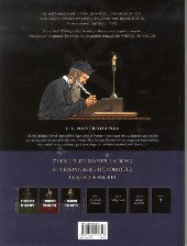 Verso de L'ordre du chaos -3- Nostradamus
