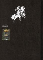 Verso de Kabur (Hexagon Comics) -1- La sage de Kabur - L'exil