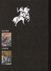 Verso de Kabur (Hexagon Comics) -2- La cité des araignées - Les jeux de Lorgash