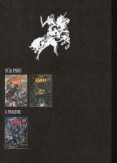 Verso de Kabur (Hexagon Comics) -3- Moloch - Le Dieu-démon