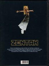 Verso de Zentak -3- Digital Nation