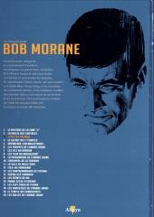 Verso de Bob Morane 11 (La collection - Altaya) -3- L'épée du paladin