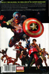 Verso de Marvel Zombies Vs. Army of Darkness (Marvel/Dynamite - 2007) -INT- Marvel Zombies vs. Army of Darkness