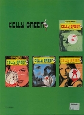 Verso de Kelly Green -3- Cent millions, mort comprise !