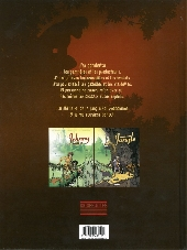 Verso de Johnny Jungle -1- Première partie