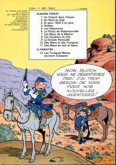 Verso de Les tuniques Bleues -2b77- Du nord au sud