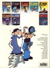 Verso de Léonard -20a1995- Ciel, mon génie !