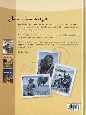 Verso de L'appel des origines -3- Sanyanga