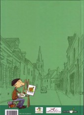Verso de Petites histoires de Mazé