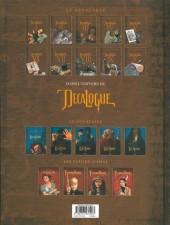 Verso de Le décalogue -3a2012- Le météore