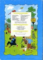 Verso de Jo, Zette et Jocko (Les Aventures de) -2B34- Destination New-York