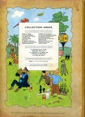 Verso de Jo, Zette et Jocko (Les Aventures de) -5B27- La vallée des cobras