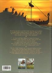 Verso de Aslak -2- Le Mât du milieu