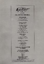 Verso de Sandy & Hoppy -9- Les revenants de Pinkila