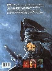 Verso de Le siècle des ombres -4- La sorcière