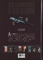 Verso de La grande évasion -4- Fatman