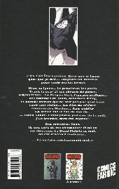Verso de Bad Ass -1- Dead End