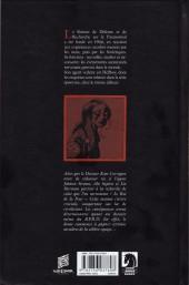 Verso de B.P.R.D. -11- Le Roi de la Peur