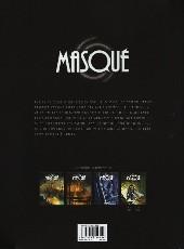 Verso de Masqué -3- Chimères et Gargouilles