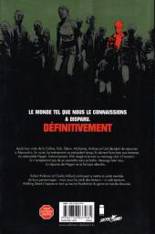 Verso de Walking Dead -17- Terrifiant