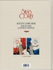 Verso de Silas Corey -1- Le Réseau Aquila 1/2