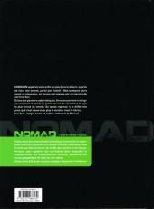 Verso de Nomad 2.0 -1- Mémoire Flash