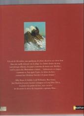 Verso de L'Île au trésor (Roca) - L'île au trésor