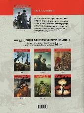 Verso de WW 2.2 -3-  Secret Service