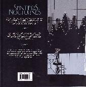 Verso de (AUT) Lapone - Sentiers nocturnes