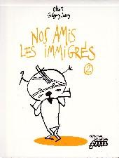 Verso de Petite histoire des colonies françaises -HS- Nos amis les immigrés