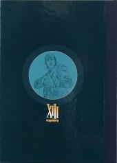 Verso de XIII Mystery -5TT- Steve Rowland