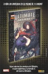 Verso de Ultimate Marvel -8- Ultimate marvel 8