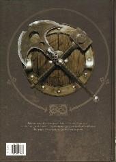 Verso de Mjöllnir -1- Le Marteau et l'Enclume