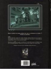 Verso de Cyber -1- La colère d'Arès