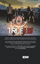 Verso de True Blood (TPB) -INT04- Where Were You?
